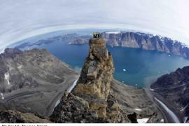 Salewa: ultimi giorni per giocare a fare l'alpinista e vincere la Groenlandia