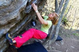 L'altoatesina Alexandra Ladurner entra nel team SALEWA