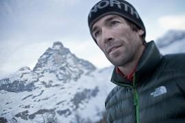 Monte Cervino:  nuova via in solitaria aperta da Hervè Barmasse