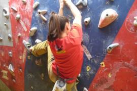 Salewa: selezionati a Roma i quattro giovani climber che accederanno a RockShow