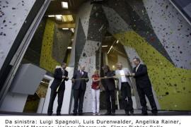Salewa Cube: inaugurata a Bolzano la nuova struttura di arrampicata