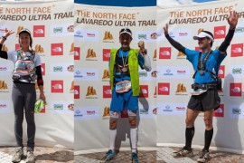 Fernanda Maciel e Sebastien Chaigneau conquistano la The North Face Lavaredo Ultra Trail 2011