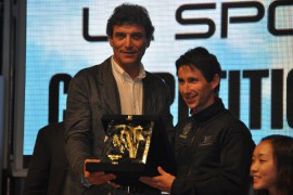 La Sportiva Competition Award: vince Ramón Julian Puigblanque