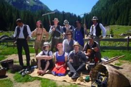 La Sportiva athletes day 2011: i migliori climbers lavorano in Val di Fiemme!