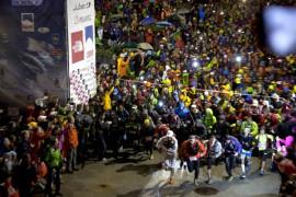 The North Face Ultra-Trail du Mont-Blanc: battuti tutti i record di iscrizione alla 10°edizione del 27 agosto - 2 settembre 2012
