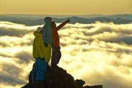 Salewa: quando l'alpinismo incontra il freeride nasce la collezione per il Free Ski Mountaineering