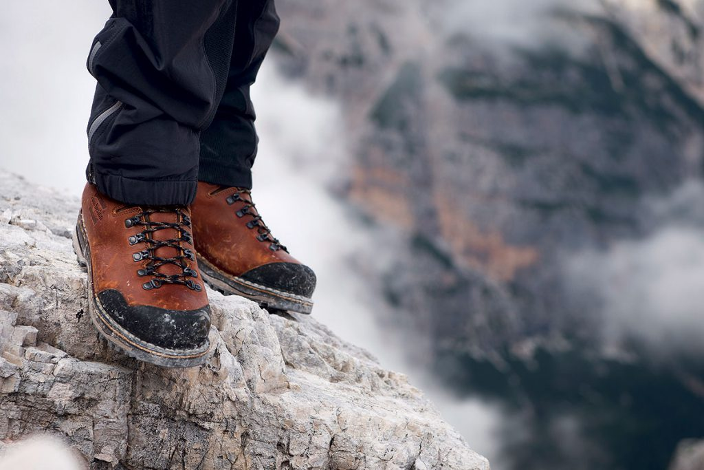 Zamberlan - the best leather mountain boots and shoes