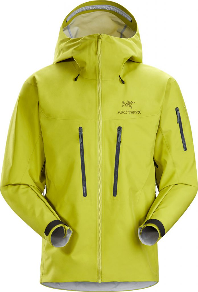 First appearing in 1998, the ARC'TERYX Alpha SV mountaineering jacket has always been at the forefront. Now it is even lighter and stronger.