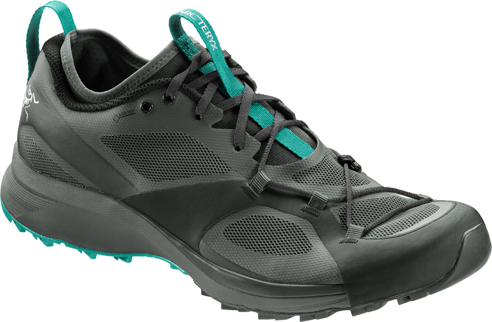 3074df1be9 Arc'teryx launches first trail running shoe - built for vertical terrain