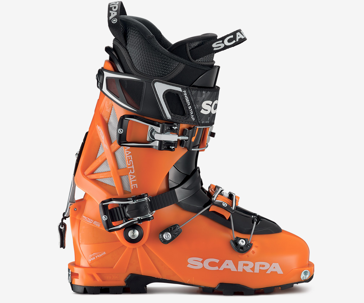 Alpine touring boot SCARPA Maestrale for classic ski mountaineering