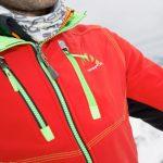 Giacca da sci alpinismo Alagna Karpos