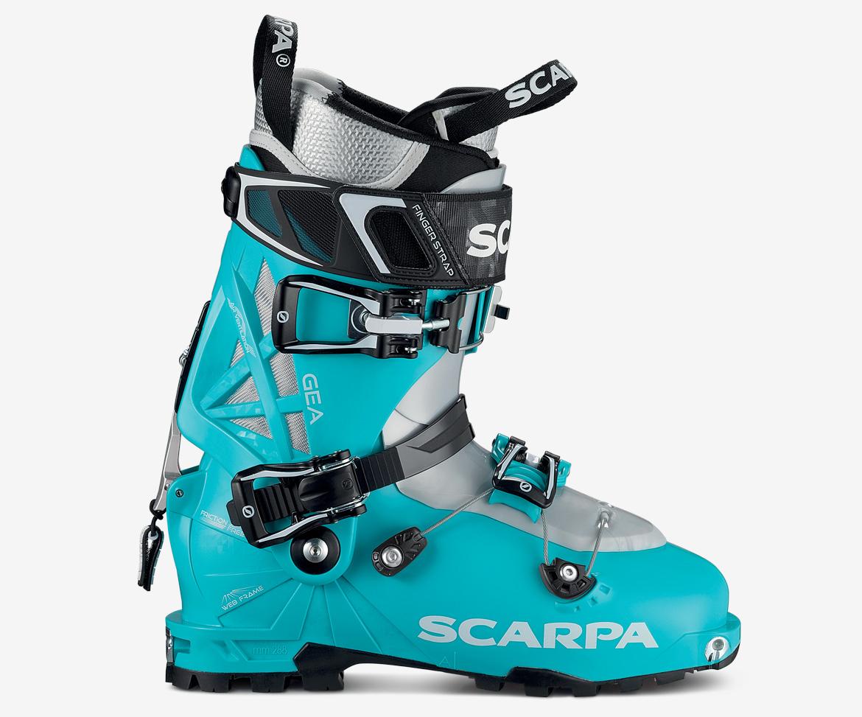 Scarpone sci alpinismo da donna SCARPA Gea