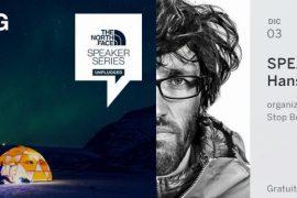 Appuntamento con Hansjörg Auer e il climbing The North Face a Bressanone il 3 dicembre: una domenica all'insegna dell'arrampicata.