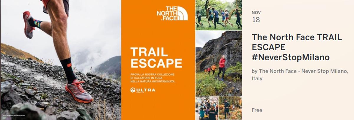 Sabato 18 novembre The North Face porta la Community Never Stop Milano alla scoperta dei percorsi outdoor di Loano per correre, esplorare, fotografare