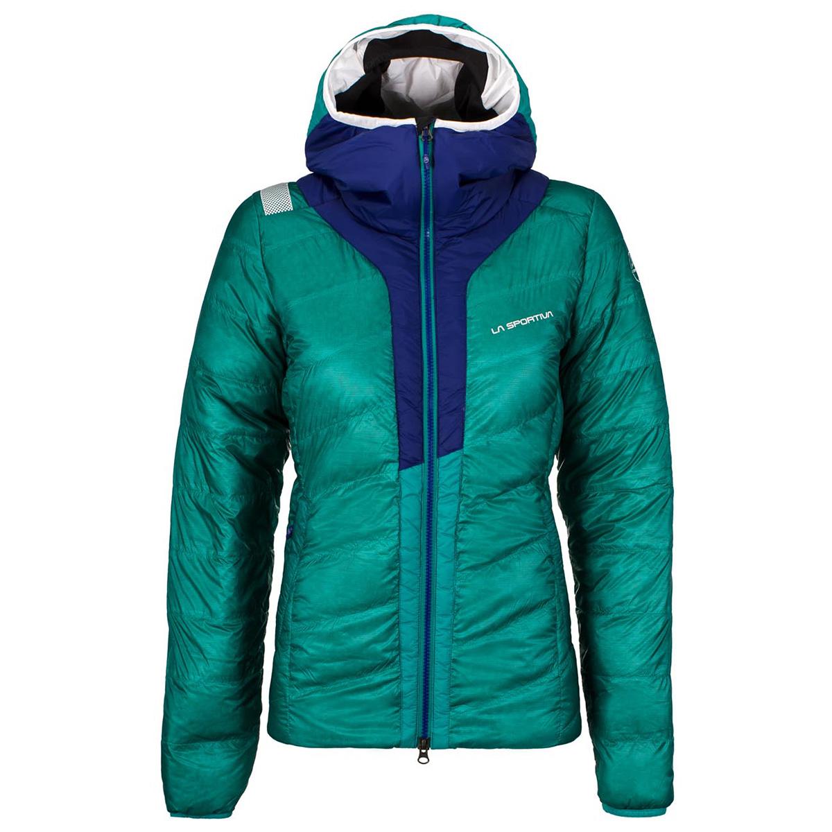 Piumino con cappuccio Frequency Down Jacket W di La Sportiva