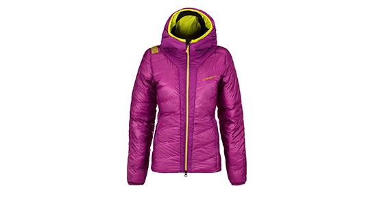 Women Ski touring Down jacket Frequency Down Jacket W La