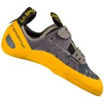 La Sportiva climbing shoes designed for indoor climbing walls