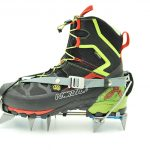 12-point crampons for classic and technical mountaineering, from glacier progression to climbing mixed routes.