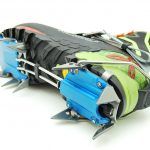 12-point crampons for classic mountaineering