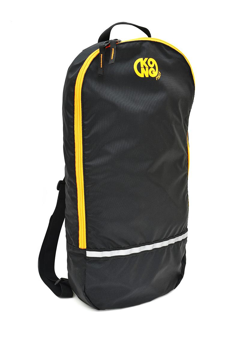 Minibag, lo zaino opzionale fissabile all'interno della sacca OMNIBAG tramite gli attacchi dedicati.