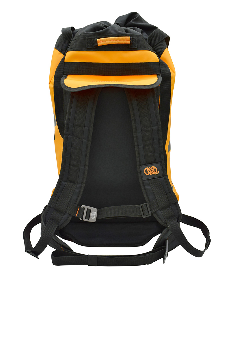 Kong Minibag, an optional backpack that can be fixed inside the bag OMNIBAG through dedicated attachments.