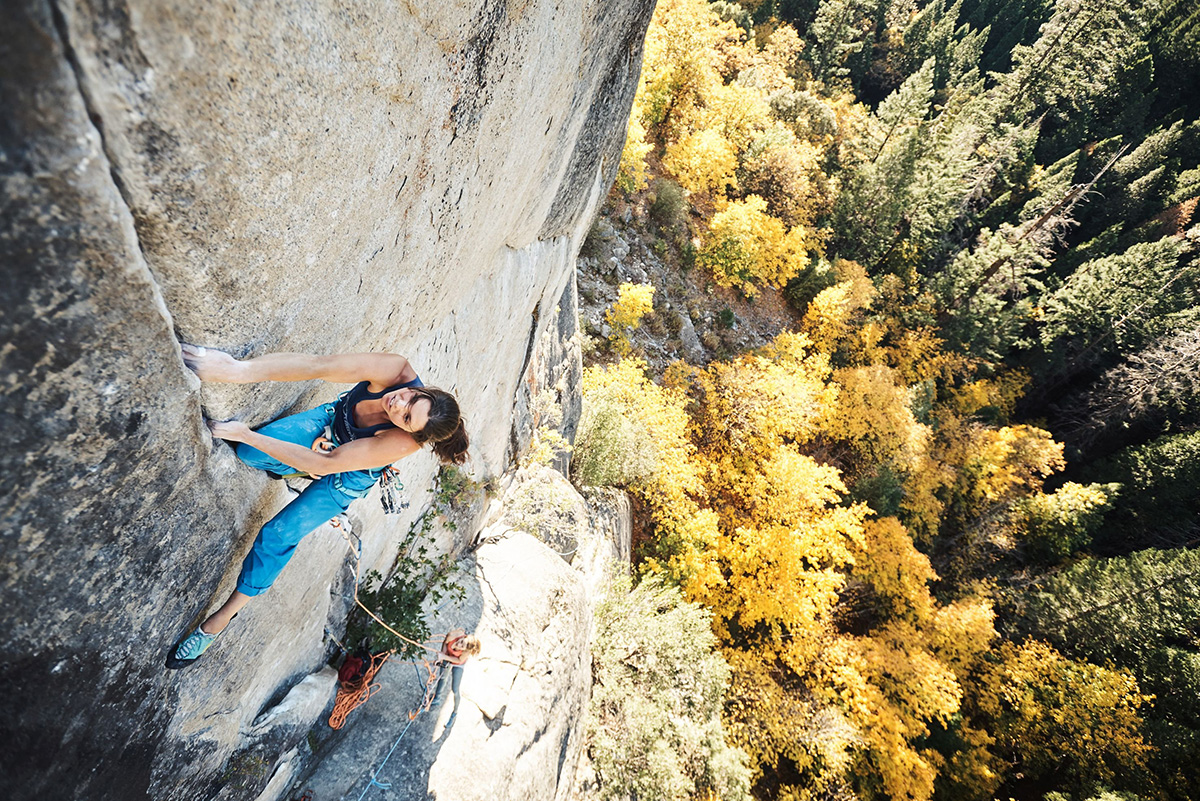 L'evoluzione continua richiede che le scarpette arrampicata diventino sempre più specializzate. SCARPA aiuta a realizzare i sogni verticali.