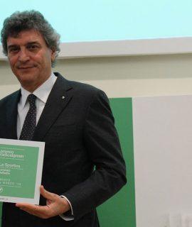 Lorenzo Delladio Ceo La Sportiva Premio Radical Green