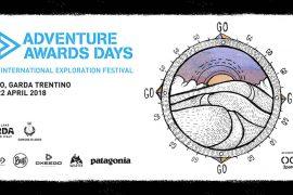 AKU partner di Adventure Awards Days, il festival italiano dell'avventura e dell'esplorazione che si terrà ad Arco di Garda Trentino, dal 20 al 22 Aprile.
