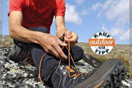 Scarpe da trekking Alterra con la nuova tecnologia AKU Elica