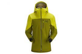 Giacche da sci e snowboard Sabre Lt Jacket di Arcteryx, in Goretex con taglio più lungo per una protezione a 360°.