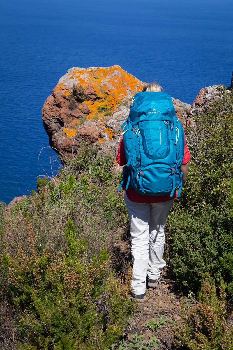 brillante nella lucentezza il più economico vendita calda online Zaino da trekking da donna Transalp 60 di Ferrino, robusto