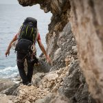 Zaino trekking Overland 65 + 10 di Ferrino © Pillow Lab