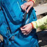 Zaino da trekking Transalp 60 Lady di Ferrino studiato per le donne.