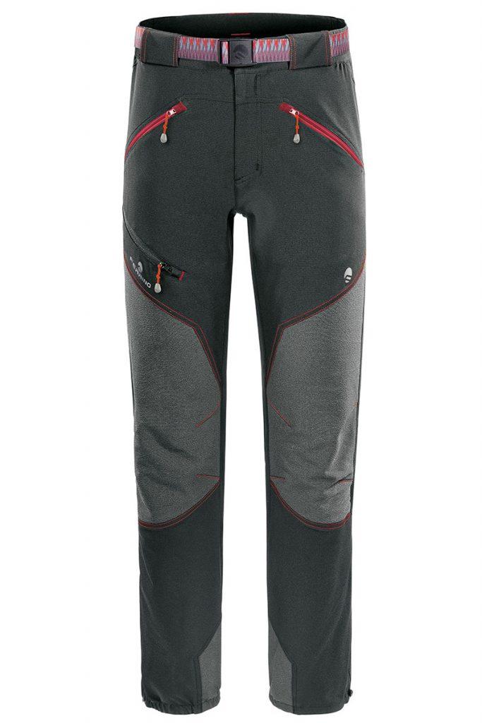 Pantaloni montagna Elgon Pants: un pantalone tecnico elasticizzato da montagna ad asciugatura rapida. Un capo dal taglio ergonomico, versatile e ideale per trekking, hiking e alpinismo.