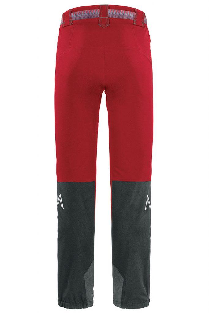 Elgon Pants è il pantalone tecnico elasticizzato da montagna ad asciugatura rapida. Un capo dal taglio ergonomico, versatile e ideale per trekking, hiking e alpinismo.