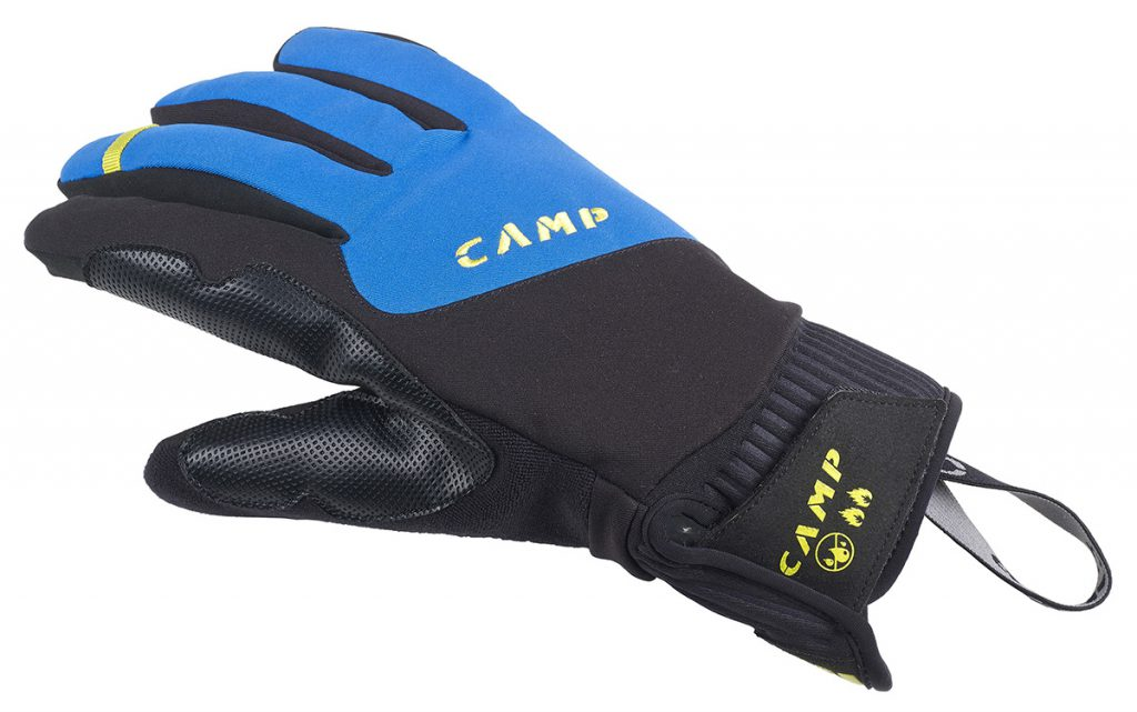 Climbing gloves CAMP G Tech Dry for ski mountaineering, alpinism, alpine skiing