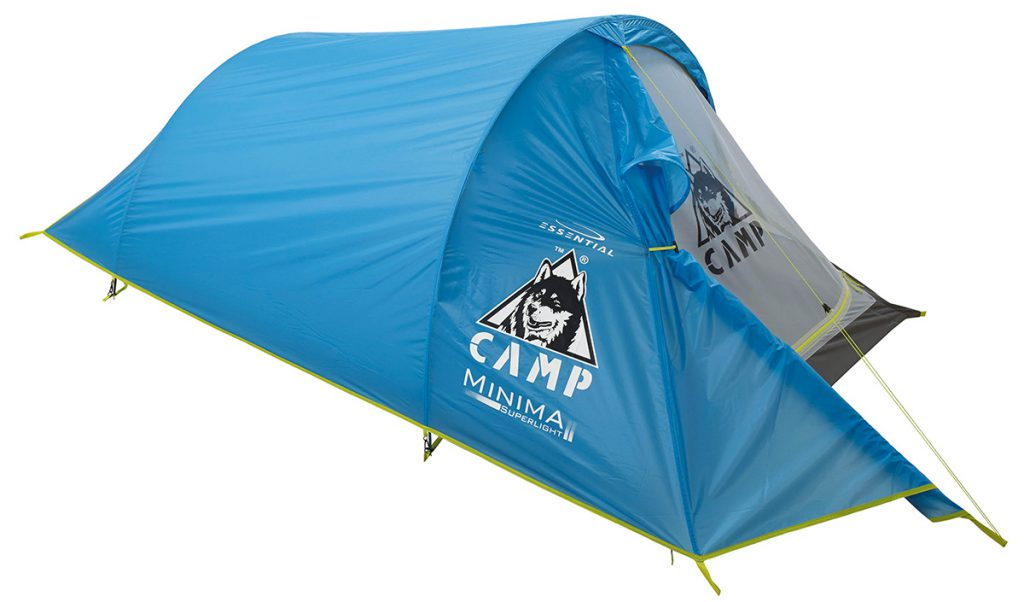 Ultralight tent for 2 people CAMP Minima 2 SL for trekking and alpinism