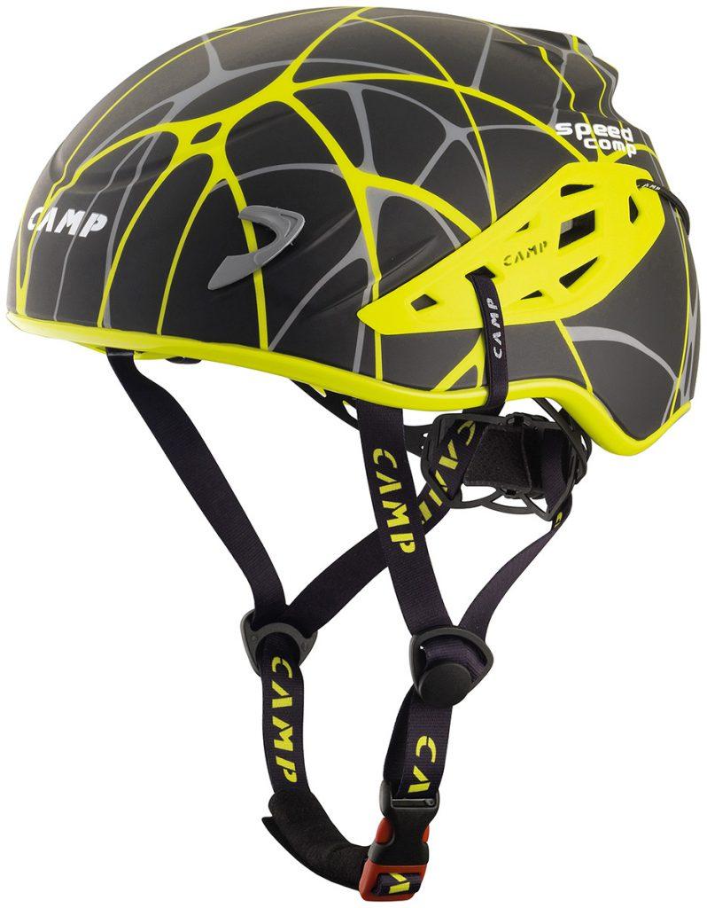 Lightweight ski mountaineering helmet Speed Comp by CAMP, just 350 grams!