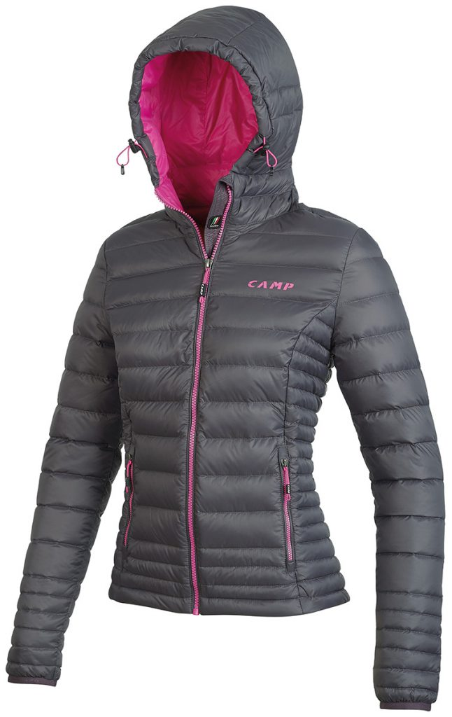 Piumino da donna ED Motion Jacket Lady di CAMP