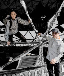 Mammut Delta X: lo scorso 3 luglio 2018 a Berlino Mammut ha presentato la sua nuova collezione, prima del suo lancio sul mercato nella primavera 2019.