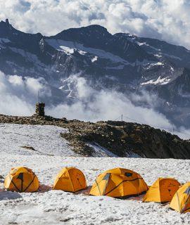 Campi base Ferrino: attrezzato un nuovo campo al Rifugio de l'Illa sui Pirenei che si aggiunge al Rifugio Quintino Sella sul Monte Rosa e Rifugio Toesca in Val Susa.