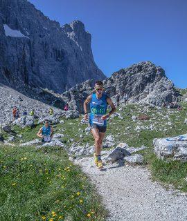 Domenica 15 luglio la storica gara di corsa in montagna Transcivetta Karpos 2018 vedrà correre sulle Dolomiti Bellunesi 1020 coppie