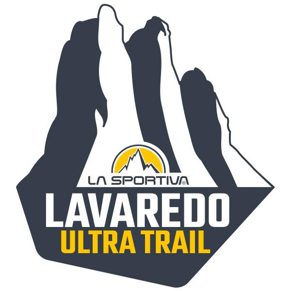 The new logo of the Il nuovo logo del La Sportiva Lavaredo Ultra Trail, the prestigious trail running competition in the Dolomites