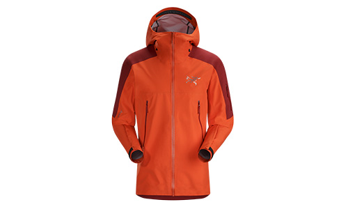 c808fd1f1fe Backcountry skiing jacket Rush LT Jacket by Arc'teryx