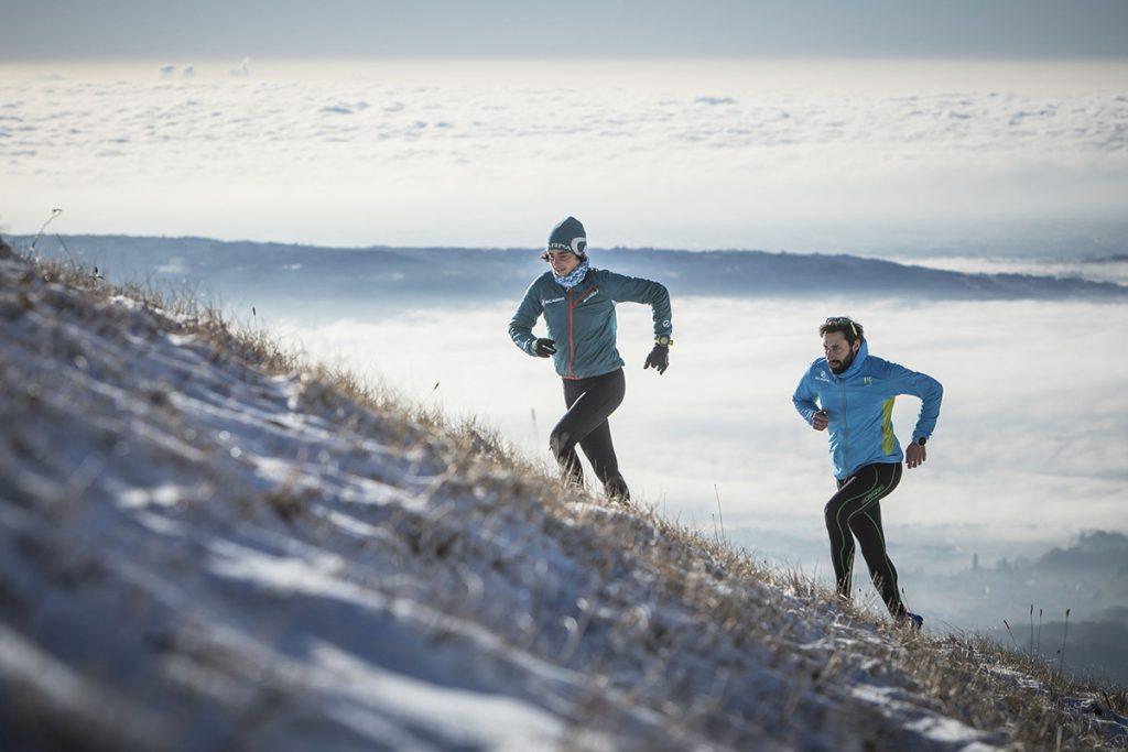 Con le scarpe trail running SCARPA pioggia, fango e basse temperature non saranno un ostacolo per correre in montagna.