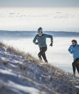 Pioggia, fango e basse temperature non saranno un ostacolo alla vostra voglia di correre in montagna: con ile scarpe da trail running SCARPA® ogni trail runner potrà continuare ad allenarsi!