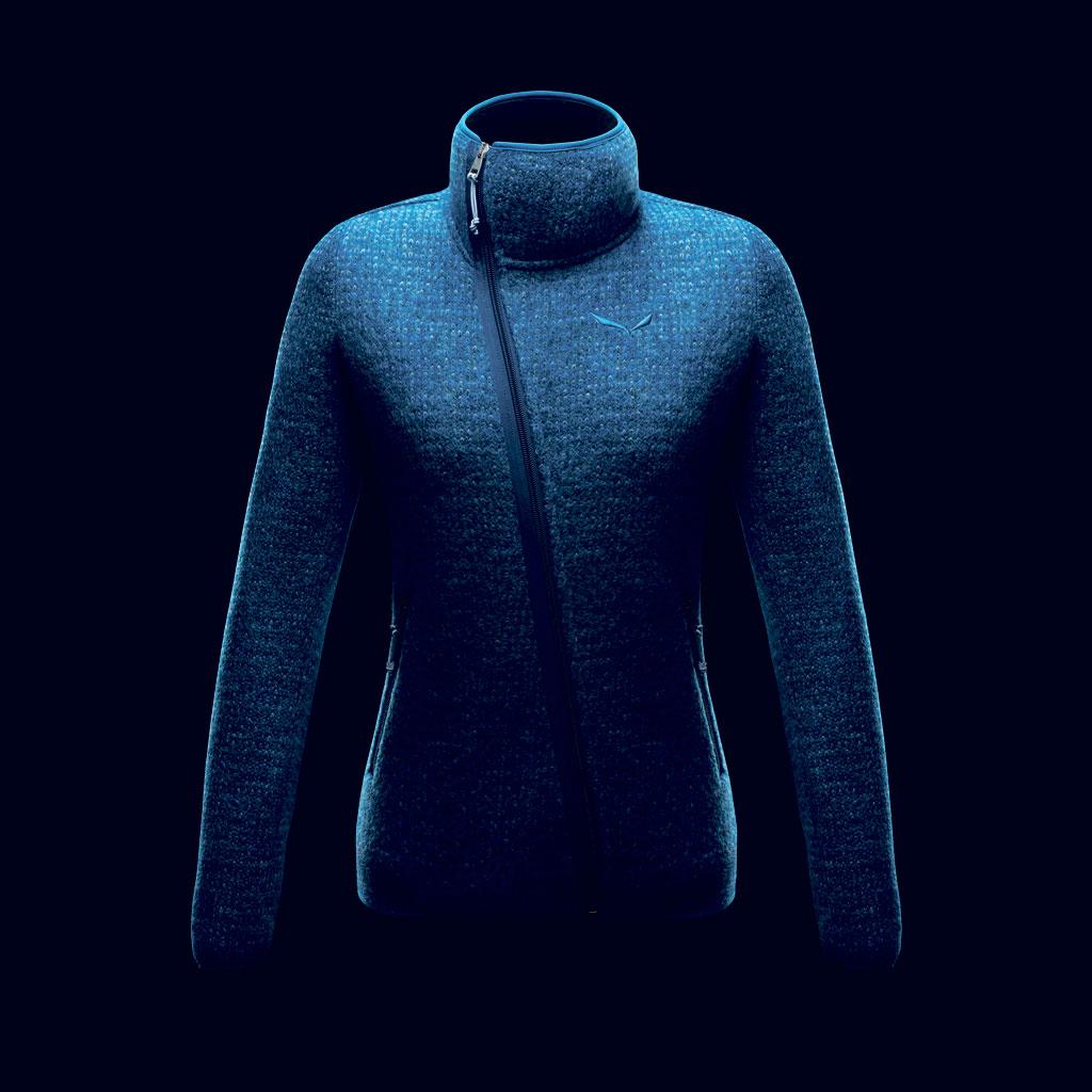 La giacca Sarner Salewa