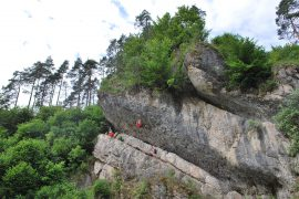 The Five Best Climbing Areas in Europe by Osprey: Fontainebleau in France, Frankenjura in Germany, the Dolomites in Italy, Siurana in Spain, Dorset UK