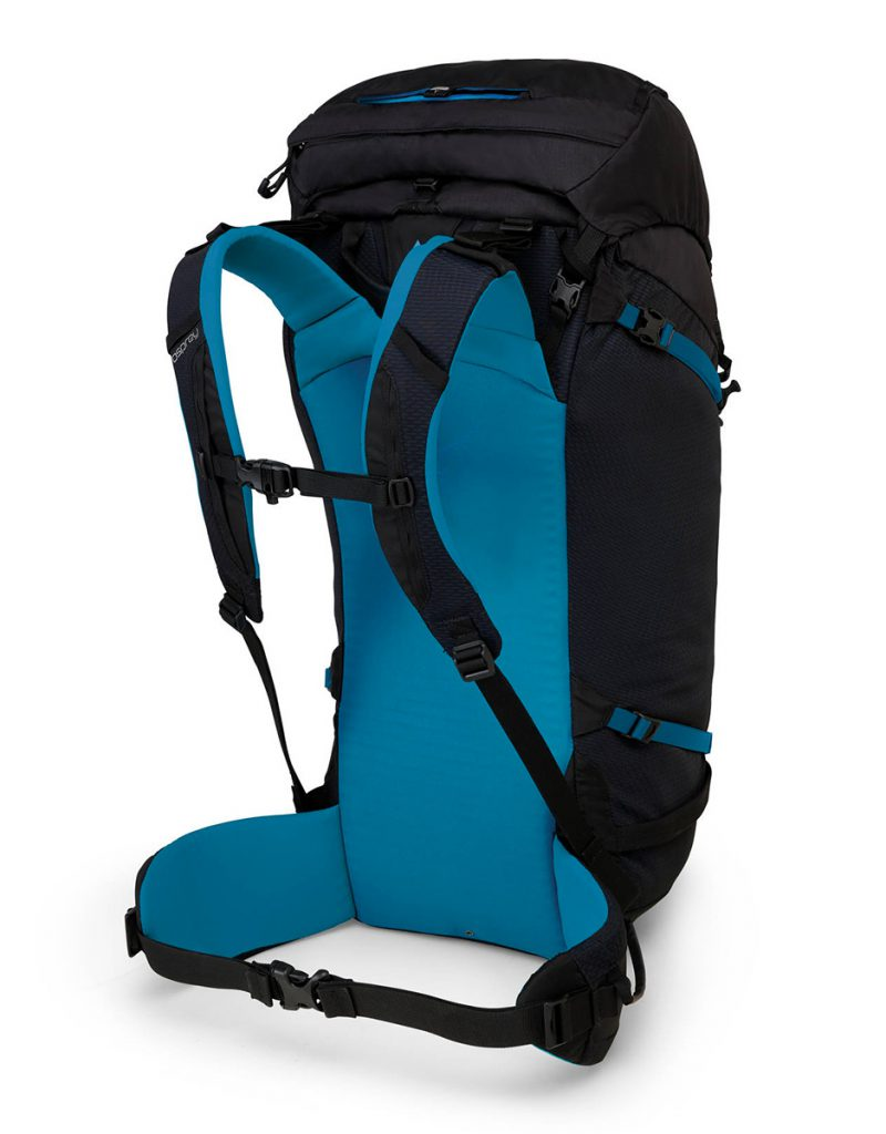 Climbing backpack for year-round ascents: the 5th generation Mutant backpack is a reliable, intelligently-featured rucksack for rock and ice climbs.