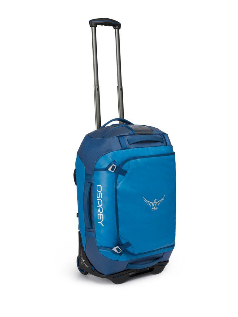 Trolley da viaggio di nuova generazione: un borsone con le ruote per tutte le vostre avventure